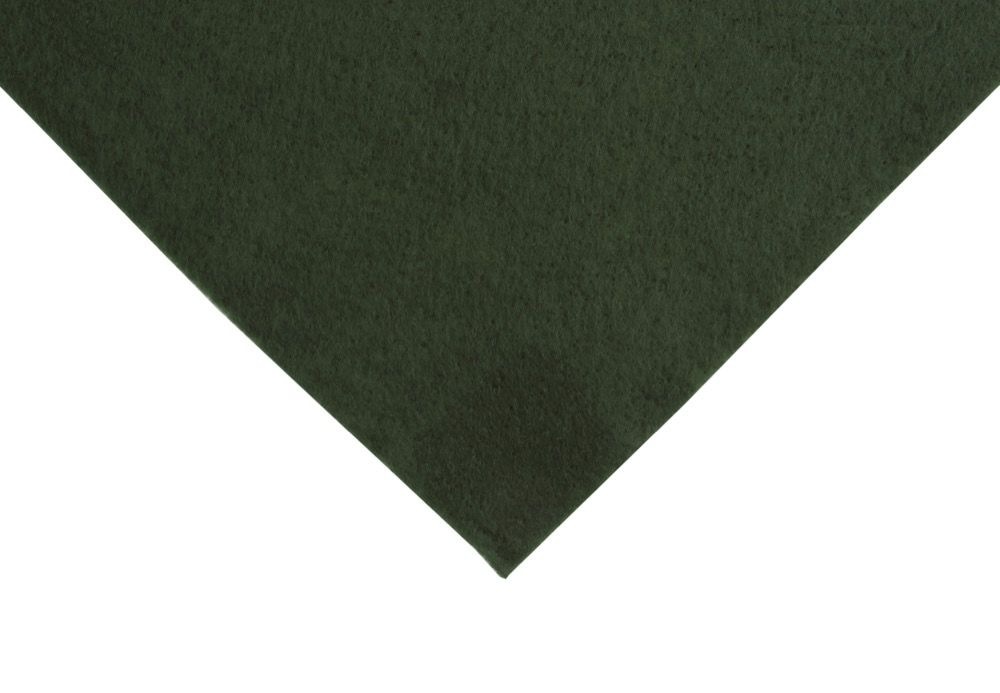 Acrylic Craft Felt Fabric 90cm Wide - Holly
