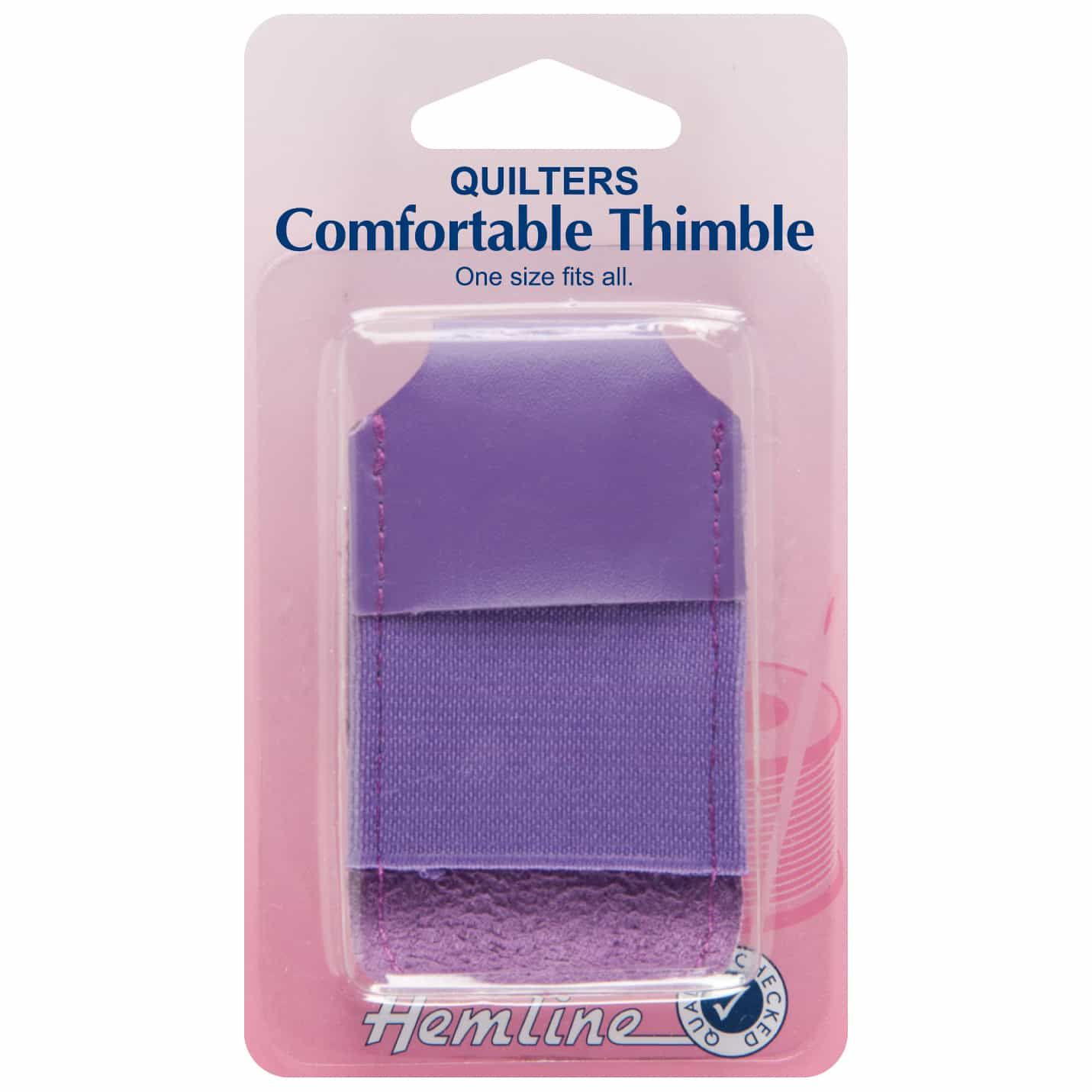 Quilters Comfort Thimble