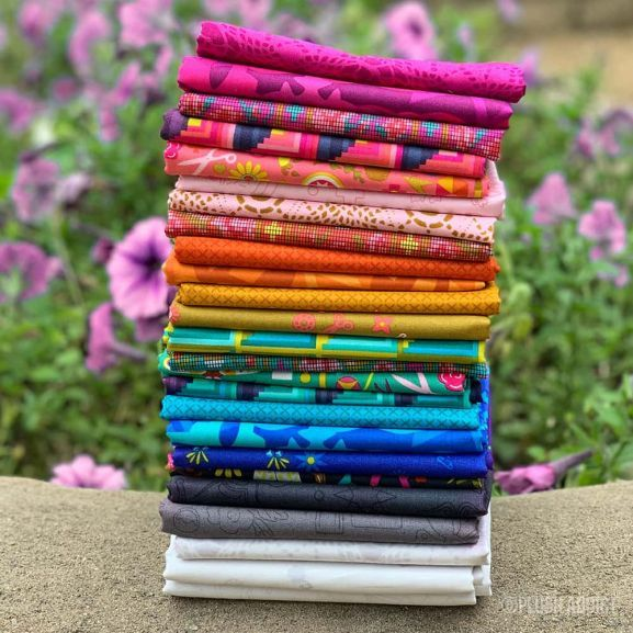 Andover - Handiwork By Alison Glass - Fat Quarter Bundle - 19 Fabrics