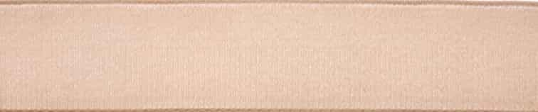 Berisfords Beige Velvet Ribbon - All Widths