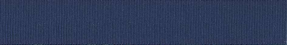 Berisfords Navy Grosgrain Ribbon - All Widths