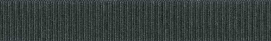 Berisfords Smoke Grey Grosgrain Ribbon - All Widths