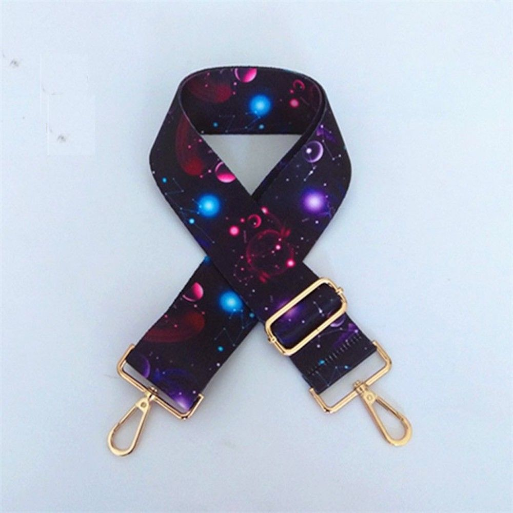Bag Shoulder Strap - Galaxy Print