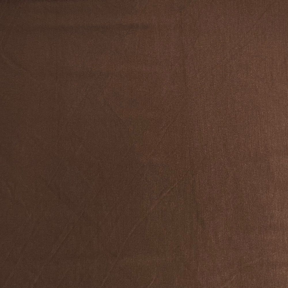 Bamboo French Terry Fabric - Pinecone