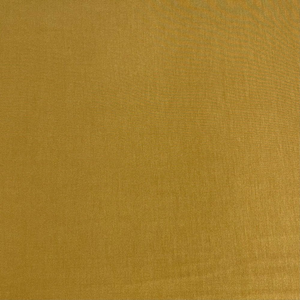 Remnant - Bamboo French Terry Fabric - Ochre - 90 x 160cm - creased