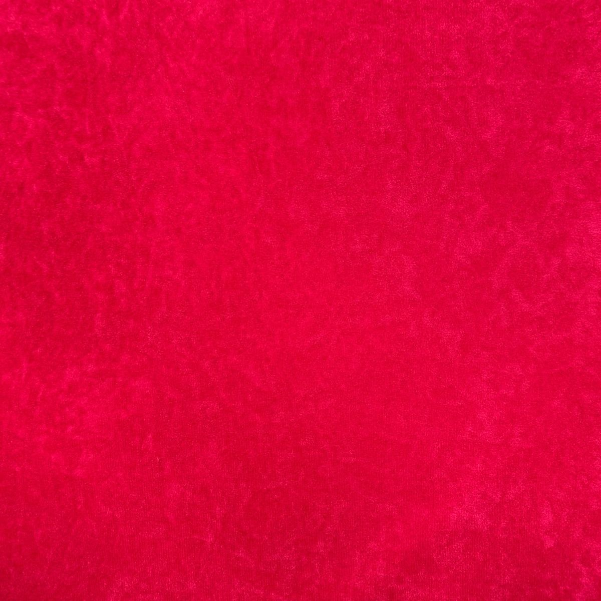 Red Suede Cloth