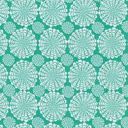 Robert Kaufman - Ashton Road - Teal