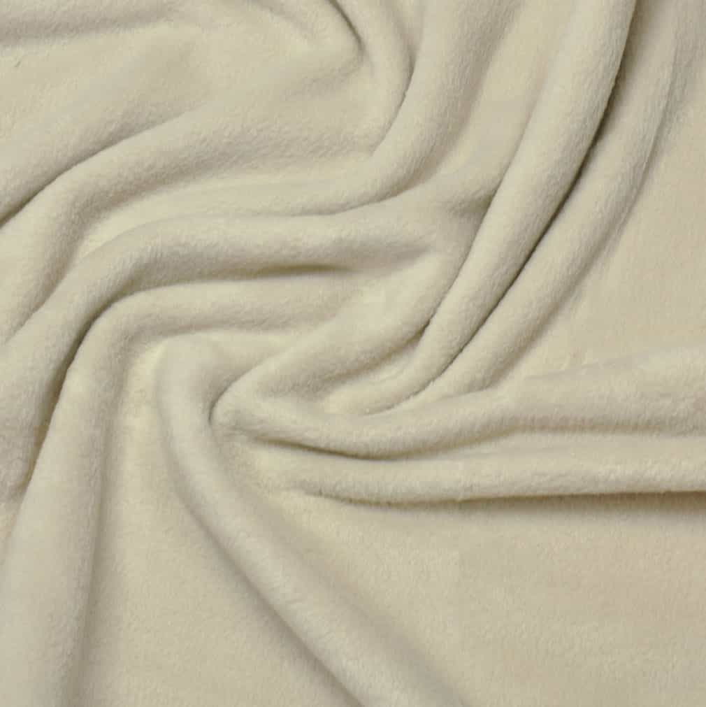 Remnant - Latte Polar Fleece - 68 x 150cm