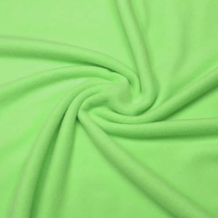 Lime Polar Fleece