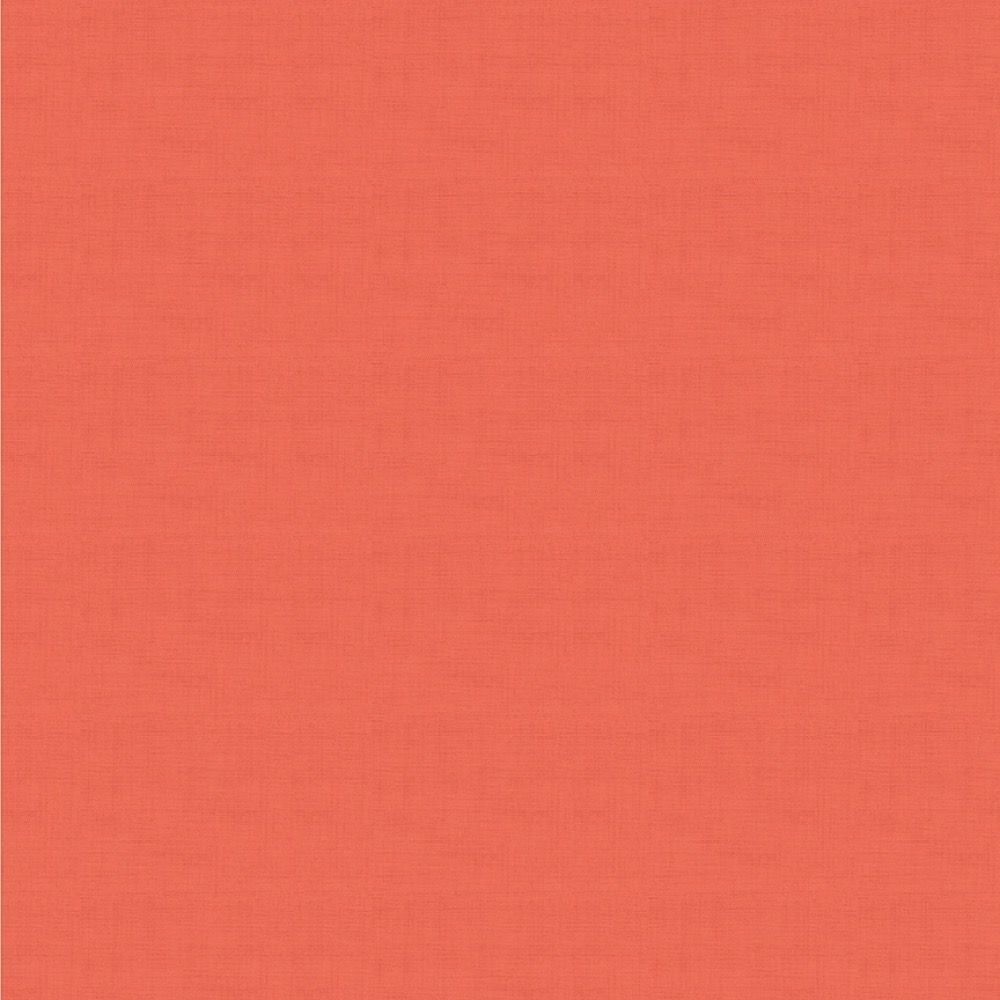 Makower - Linen Texture - Watermelon