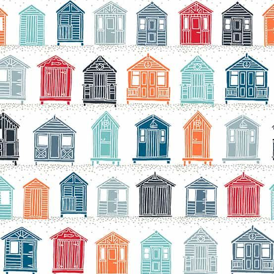 Makower - Marina - Beach Huts