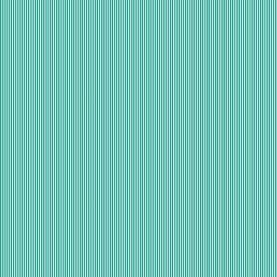 Makower - Pinstripe - Teal