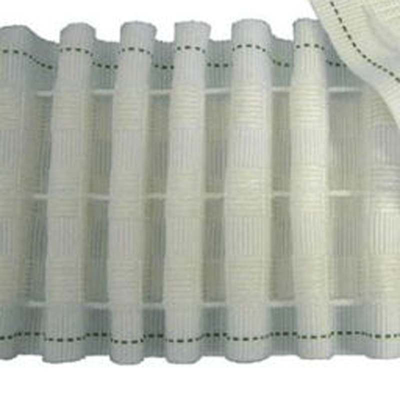 Remnant -Curtain Pencil Pleat Tape 76mm wide - 3m LENGTH