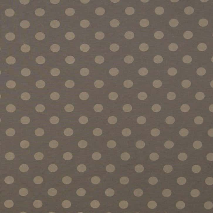 Ponte Roma - Tan Spots On Taupe