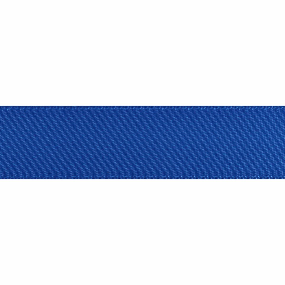 Royal Blue Double Satin Ribbon 5m rolls from 3mm to 36mm wide