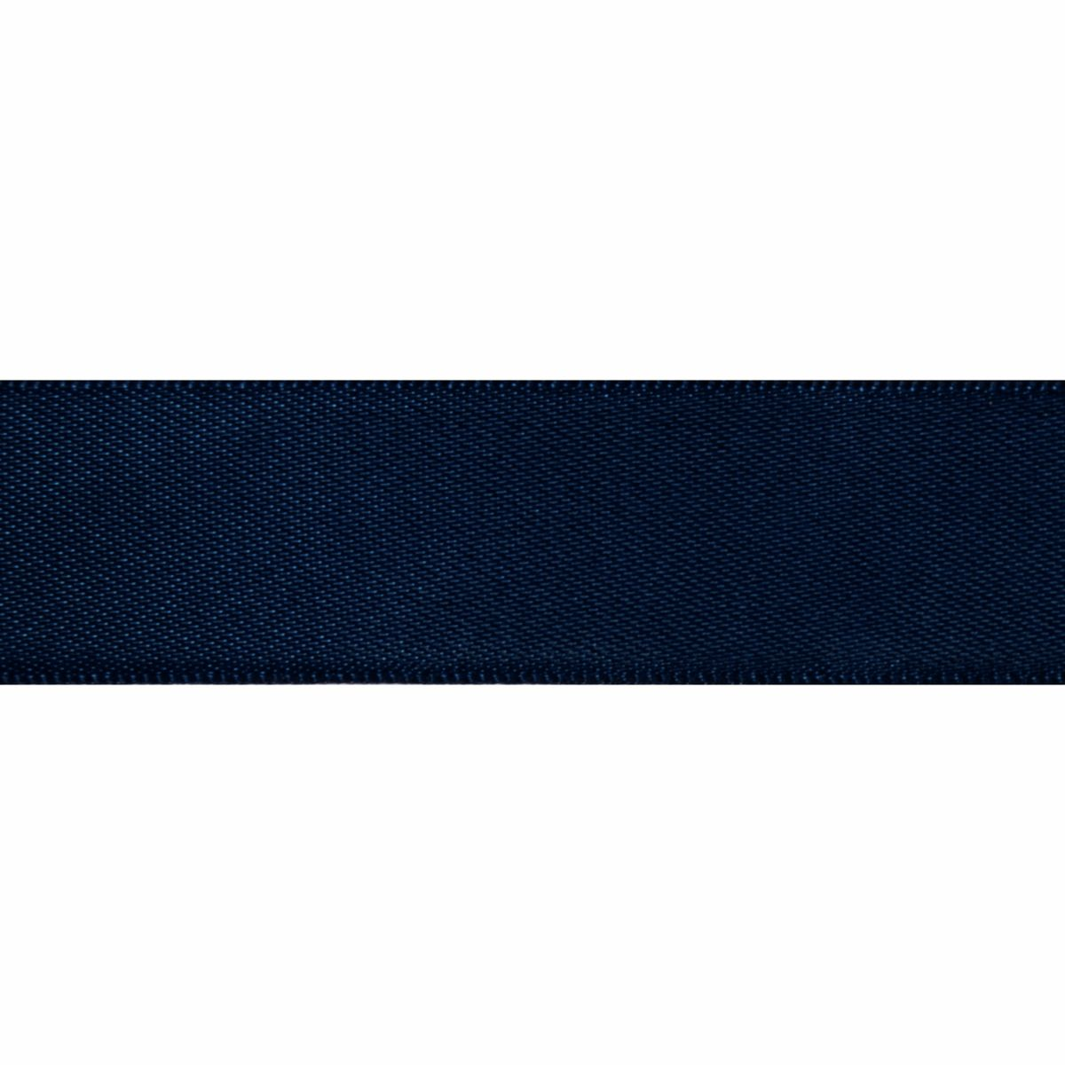 Navy Blue Double Satin Ribbon 5m rolls from 3mm to 36mm wide