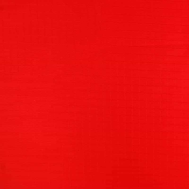 Waterproof Nylon Ripstop Fabric - Solid Red