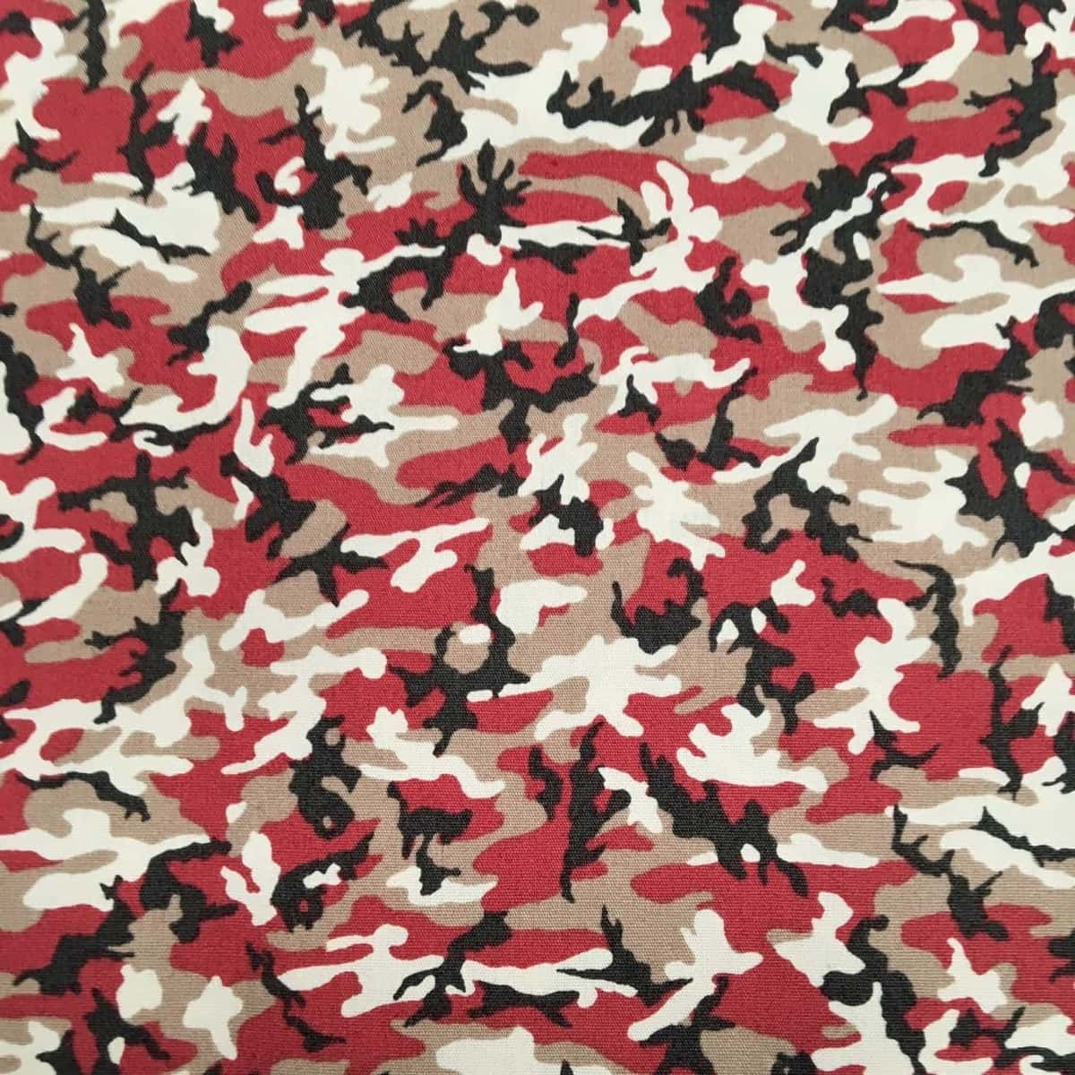 Sevenberry - Minimum Series - Camouflage Red