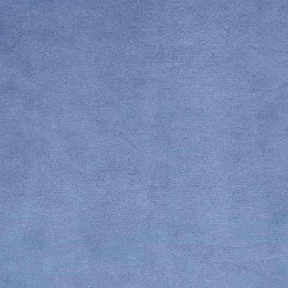 Remnant -Shannon Fabrics - Smooth Cuddle 3 Plush Fabric - Denim - 1m x 150cm - Bolt End