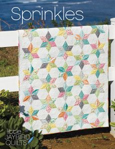 Jaybird Quilt Patterns - Sprinkles Quilt Pattern