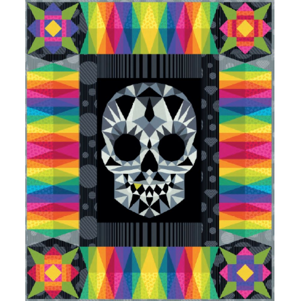 Andover - The Watcher - Quilt Pattern By Libs Elliot - Free Instant Download