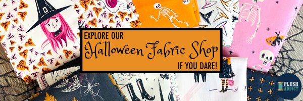 Explore Our Halloween Fabric Collections