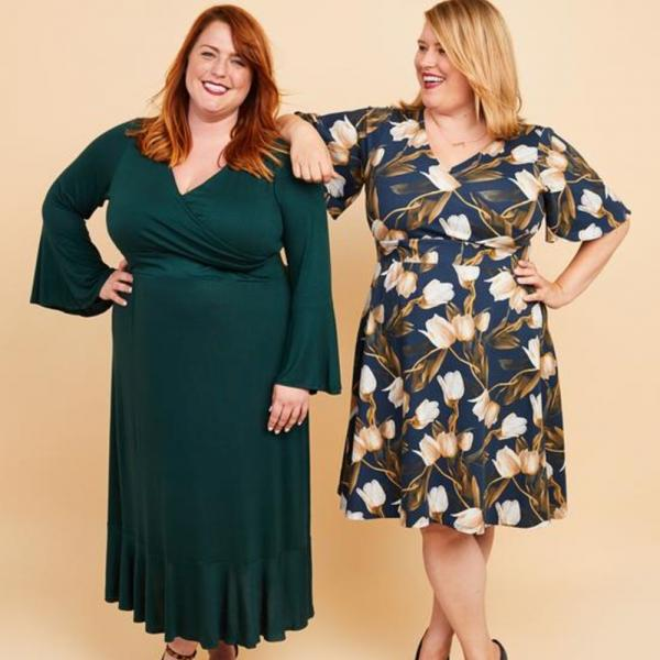 Cashmerette Patterns Designed  For Curves