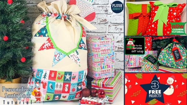 Fancy some FREE Christmas projects!?