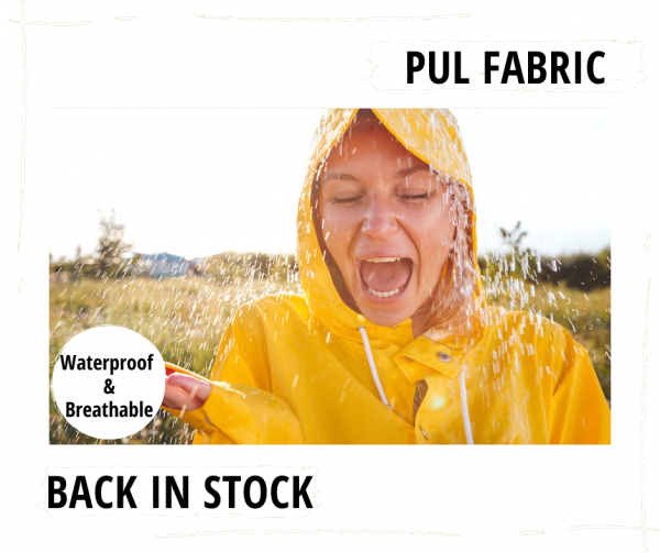 Coloured & Patterned PUL Waterproof