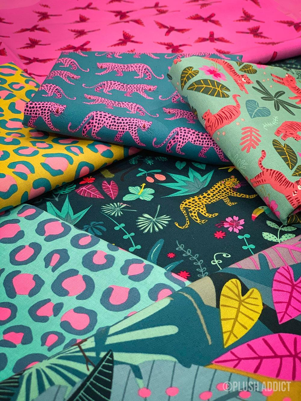 Night Jungle by Elena Essex For Dashwood Studio