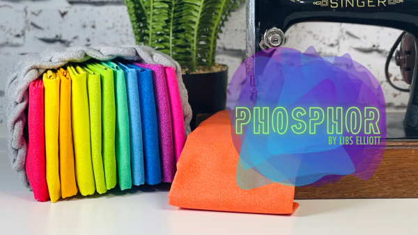 Go bold and bright with Phosphor!
