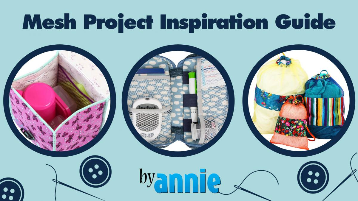 Mesh Fabric Guide & Project Ideas