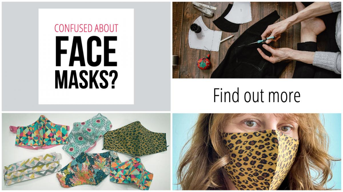 Confused About Face Masks?