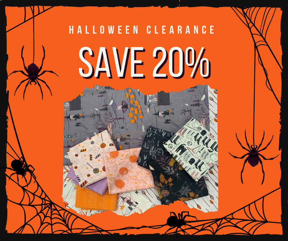 Save 20% With Our Halloween Clearance