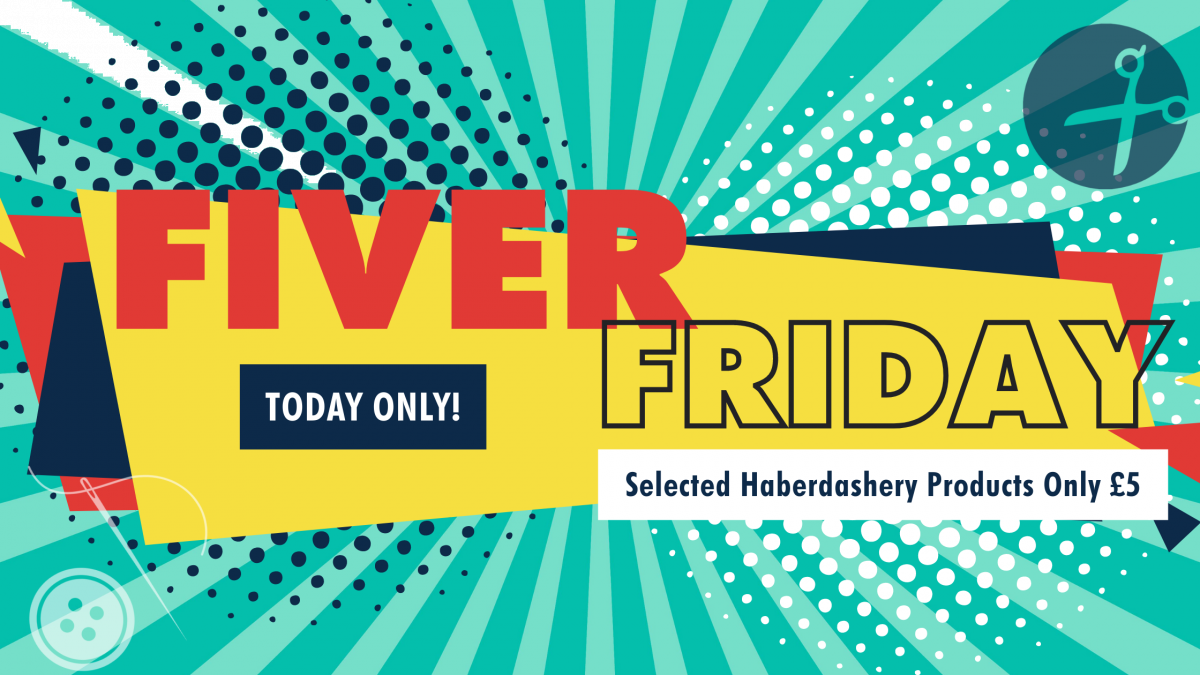 It's FIVER FRIDAY!